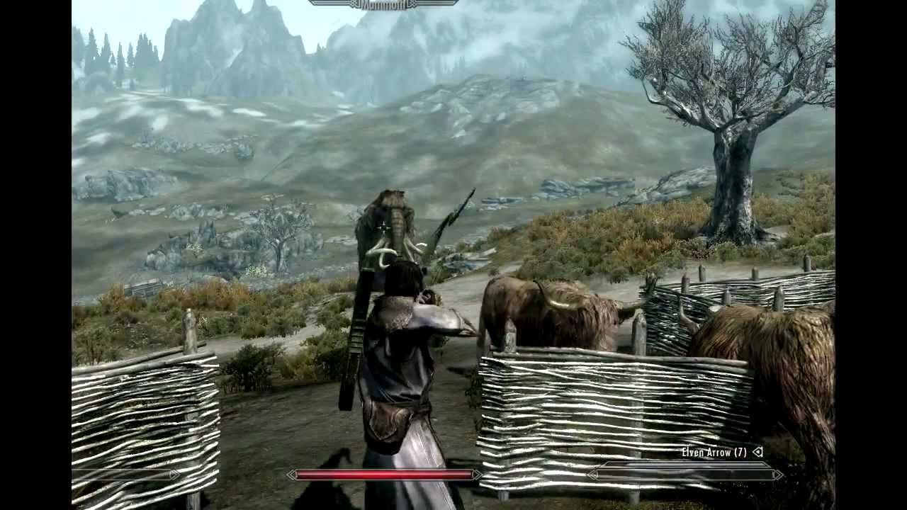 Filling a black soul gem in Skyrim (THE EASY WAY)