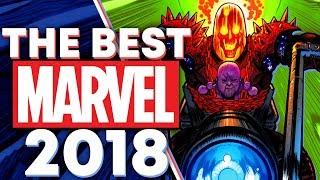 The BEST Marvel Comics of 2018!