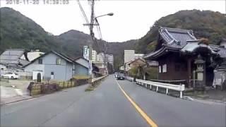 心霊スポット??岐阜県岐阜市 国道256号線 長良橋から岐阜公園を抜けて裏道から 鶯谷トンネルへ