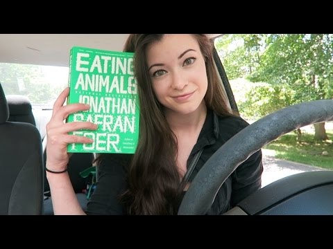 Let's Discuss: Eating Animals by Jonathan Safran Foer