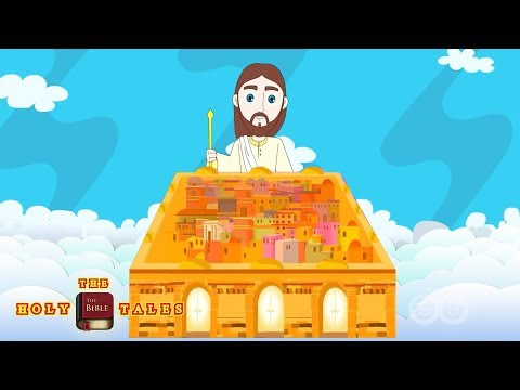 New Jerusalem I New Testament Stories I Animated Children's Bible Stories