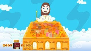 New Jerusalem I New Testament Stories I Animated Children's Bible Stories | Holy Tales Bible Stories