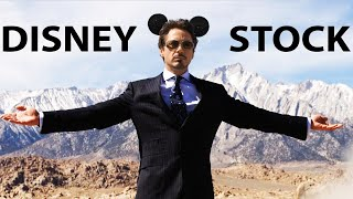 Disney Stock - Why I Am Not Buying It