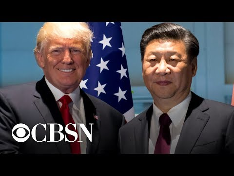 Trump to talk trade with Xi Jinping at G20