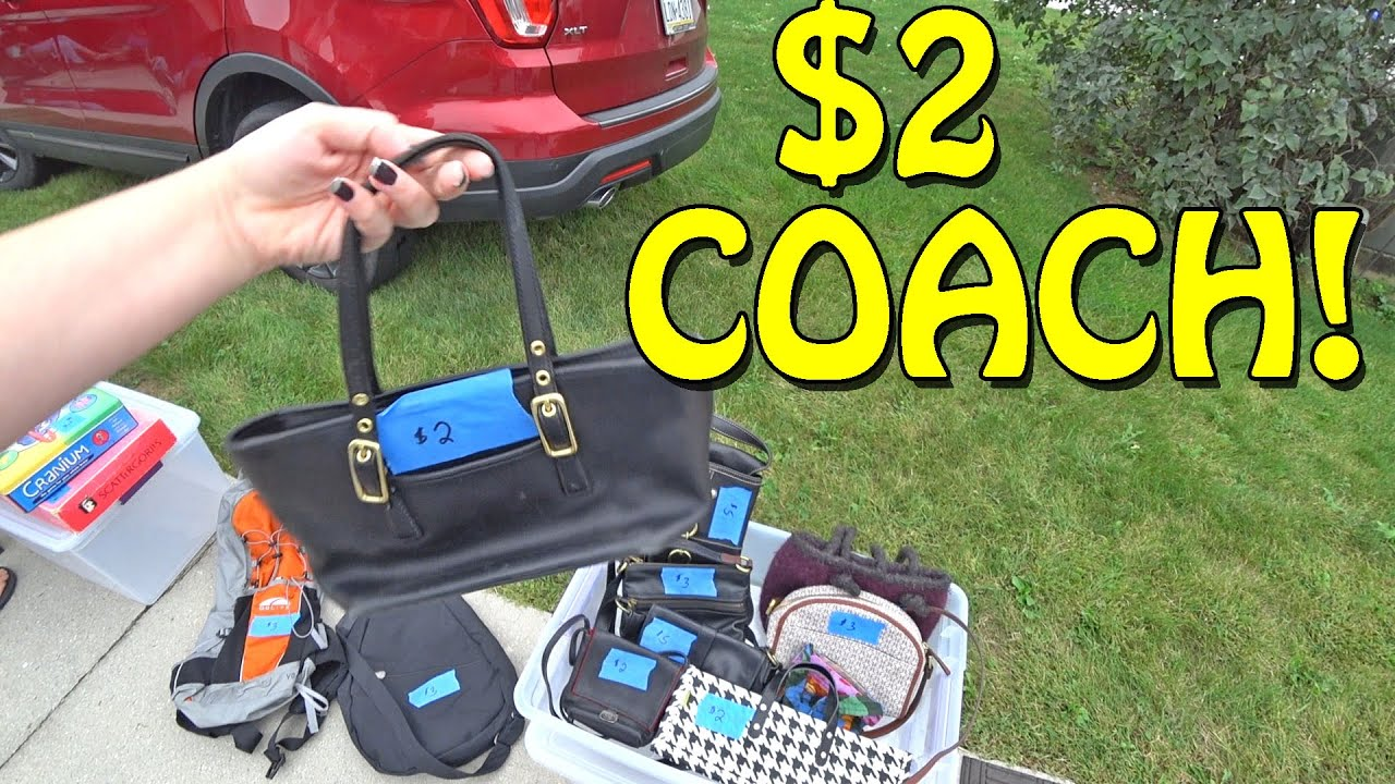 BUY THE POKEMON VIDEO GAMES! Yard Sale Shop With Me & Haul for eBay Reselling