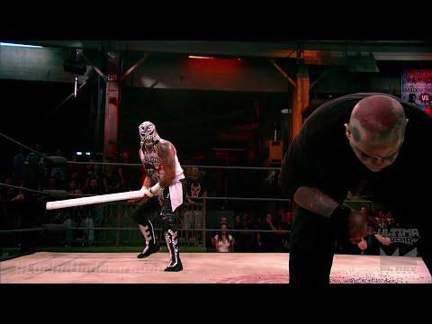 Ultima Lucha: Vampiro vs Pentagon Jr. - FULL MATCH, CERO MIEDO!