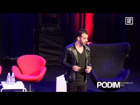 Learning to say NO! The secret power of hyper focused startups - Steli Efti - PODIM Conference 2016