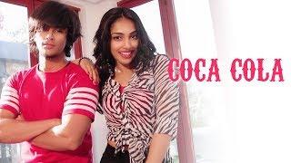 Coca Cola Tu | Luka Chuppi | Valentine's Day Special Dance Cover by Ridy Sheikh
