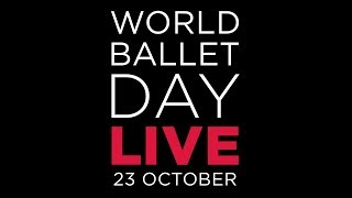 #worldballetday 2019 with John Cranko