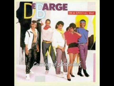 "DeBarge -- ""Be My Lady"" (1983)"