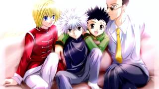 Hunter X hunter opening song - Ohayou Full song