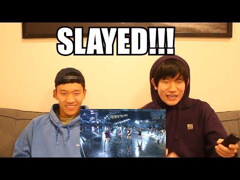 K/DA - POP/STARS ( (G)I-DLE Madison Beer Jaira Burns) MV - League of Legends (LIVE) REACTION