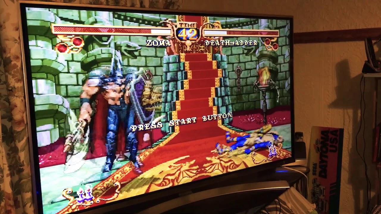 Sega Saturn Neo Geo Games Collection Youtube