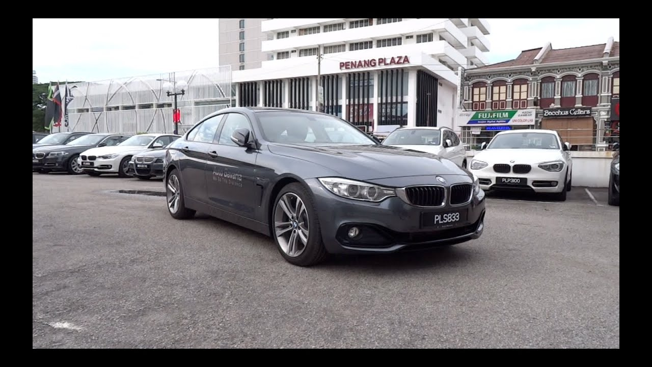 2014 Bmw 428i Gran Coupe Sport Line Start Up And Full