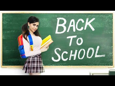 I'M GOING BACK TO SCHOOL! (Kindergarten)