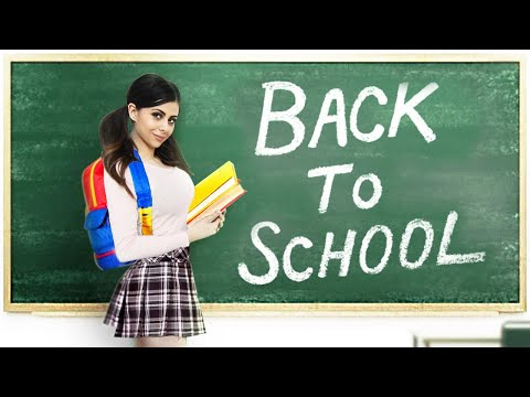 I'M GOING BACK TO SCHOOL! (Kindergarten)