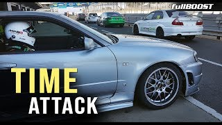 Vic Time Attack 2019 | fullBOOST