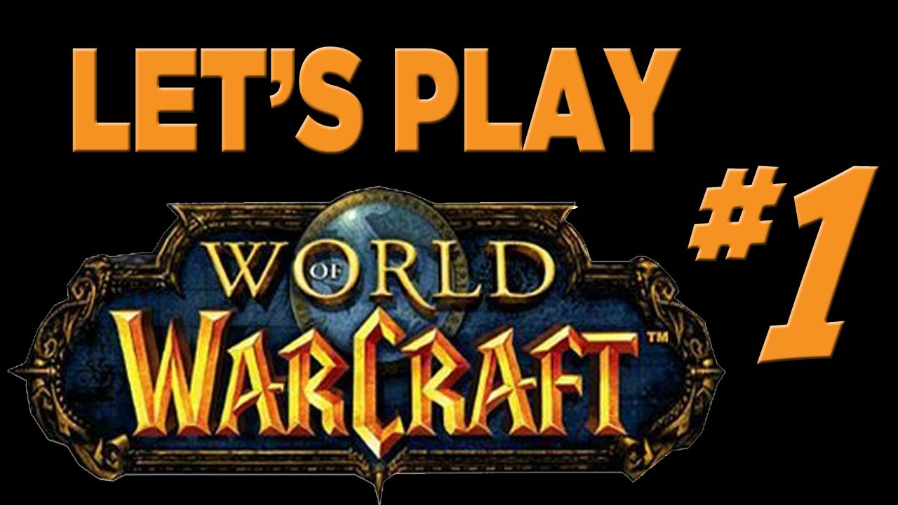 let s play world of warcraft part 1 night elf druid beginning
