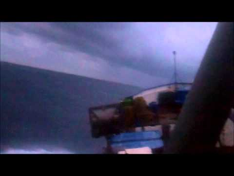 Corn Island to Bluefields on Capt D 1 march, 2013