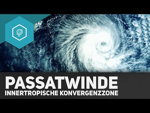 Passatwinde und Innertropische Konvergenzzone - Klima & Wetter Grundlagen 6