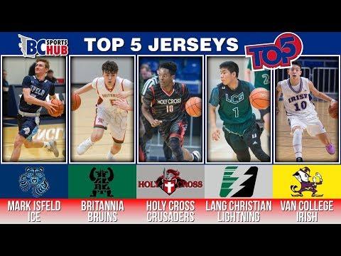 "The Hub's Top 5 ""Jerseys""!"