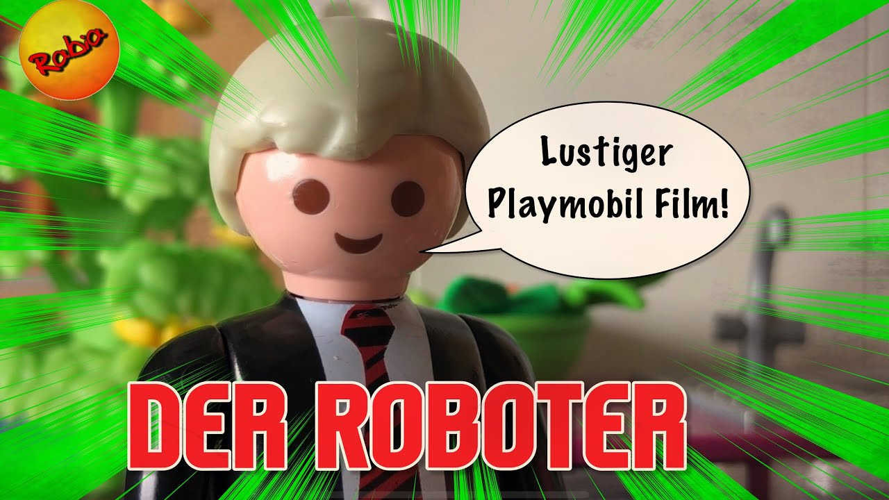 Roboter Film