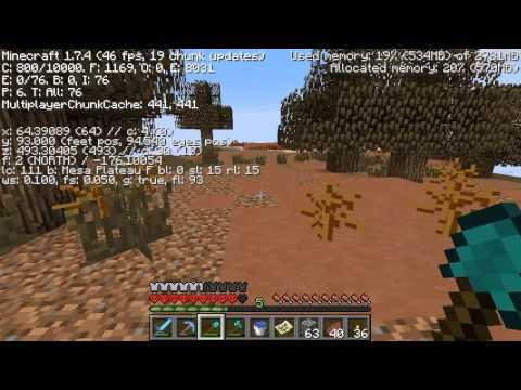 Minecraft Chain World 7:4 - Foolish mistakes