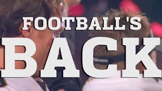 NFL 2016 Kickoff Hype Trailer | NFL