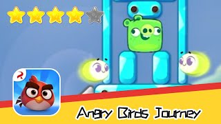 Angry Birds Journey 26-27 Walkthrough Fling Birds Solve Puzzles Recommend index four stars