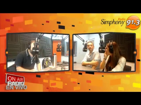 """Dando Lo Nota"" - 18/04/18 - Radio Simphony Live Stream"