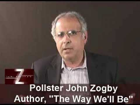 John Zogby's new book THE WAY WE'LL BE