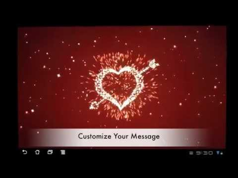 3d Valentineu0027s Day Live Wallpaper   YouTube