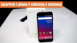 Smartron t.phone P Unboxing & Giveaway 📦 🔥🔥🔥 - PhoneRadar