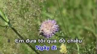[HD] Karaoke Gọi Đò (Karaoke by Kgmnc) Nhạc Sống full chuẩn