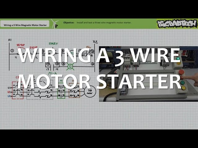 3 Phase Magnetic Starter Wiring Diagram from i.ytimg.com