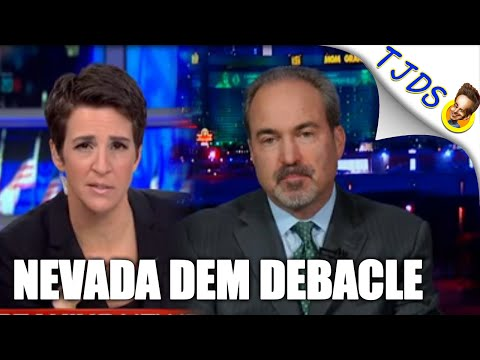 Rachel Maddow Lets Vegas Insider Spread Anti-Bernie Propaganda