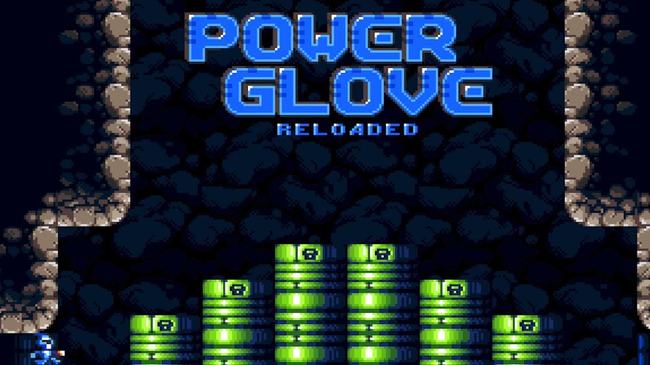Powerglove Reloaded for the Amiga- running on MiSTer FPGA!