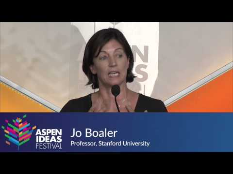 Jo Boaler: Start a Math Revolution