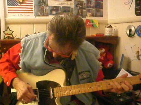 Bud Chowning, Guitar Player, Willis Music Co | Spoke