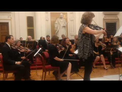 Gerhard Präsent - Violinkonzert Op. 73 (2015)