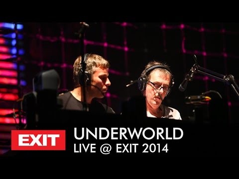Underworld - King of Snake | Born Slippy LIVE @ Sea Dance Festival 2014 (Full HD)