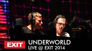 Underworld - King of Snake/Born Slippy (Full HD) LIVE @ Sea Dance Festival 2014