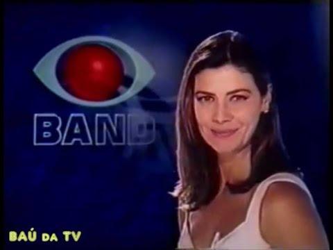 Intervalo BAND - Cinema 5 Estrelas (novembro de 1995)