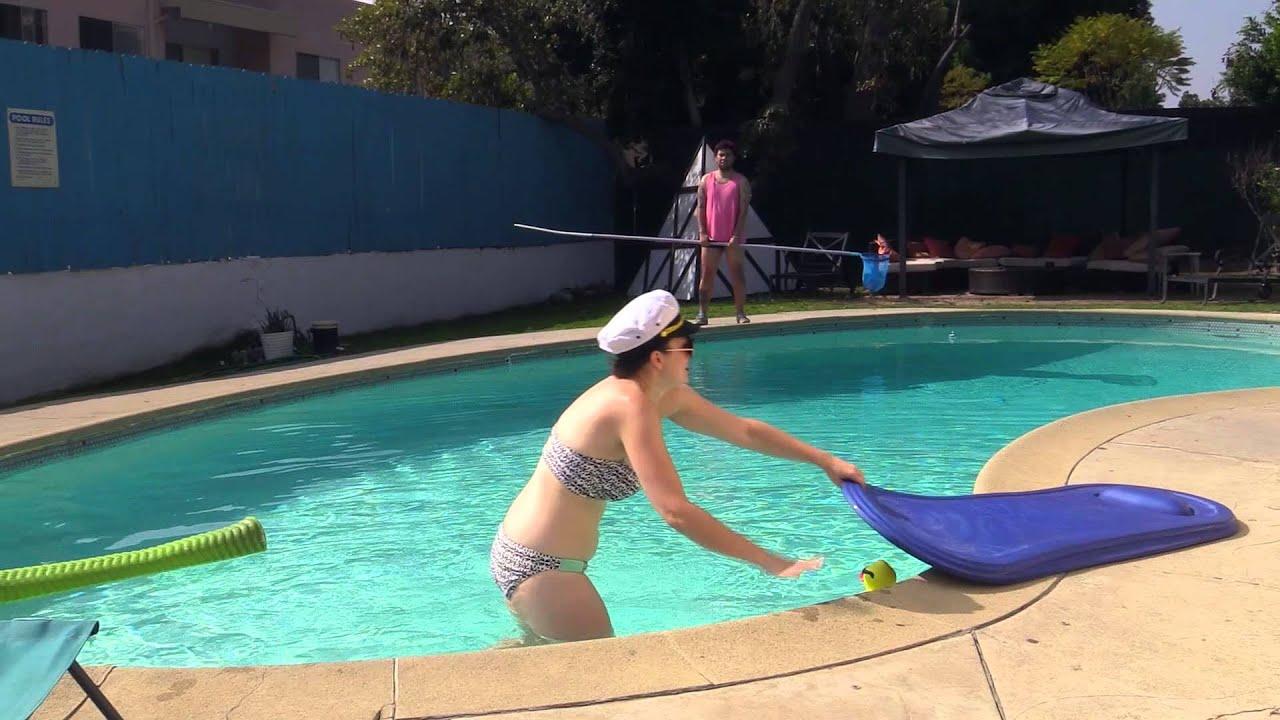 Stories of pool sex