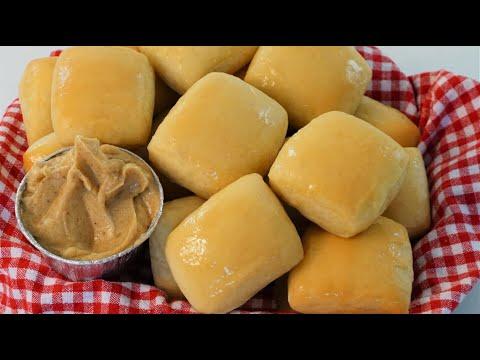 Texas Roadhouse Bread Rolls Recipe| Hot Buttery Soft Bread