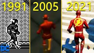 Evolution of The Fląsh in Games