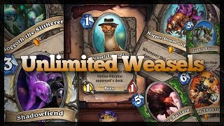 The Unlimited Weasel Challenge