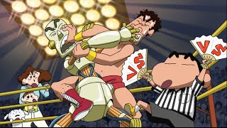 Crayon Shin Chan:Serious Battle! Robot Dad Strikes Back!!! Recommendation/Review (MECHA MAY)