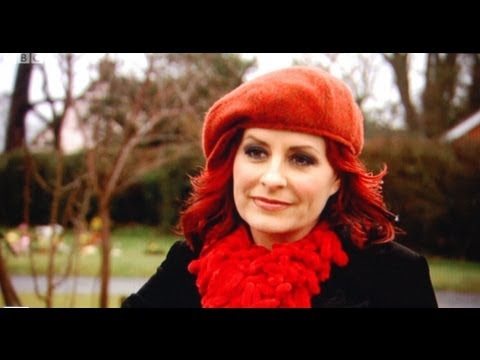 BBC: The One Show - Carrie Grant on Funerals