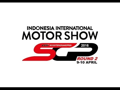 Indonesia International Motor Show | Scooter Grandprix